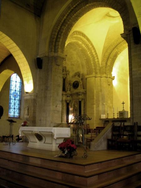 Noirmoutier-en-l'Ile (Vendée) L'Eglise Saint-Philbert