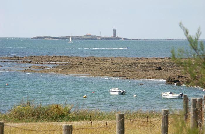 Noirmoutier-en-l'île (Vendée) L'îlot du Pilier