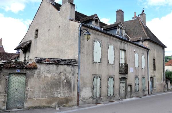 Nolay (Côte d'Or) La maison natale de Lazare Carnot