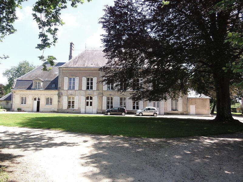 Oeuilly (Aisne) château