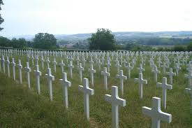 Oeuilly (Aisne) cimetière français