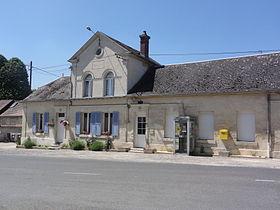Oeuilly (Aisne) mairie
