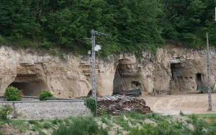 Pargnan (Aisne) creute