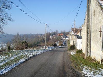 Pargnan (Aisne) le village