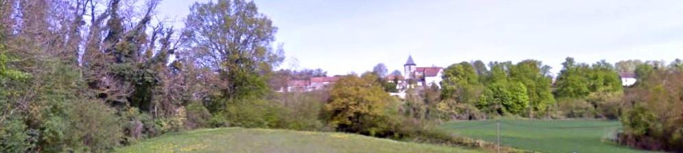 Pargnan (Aisne) panorama