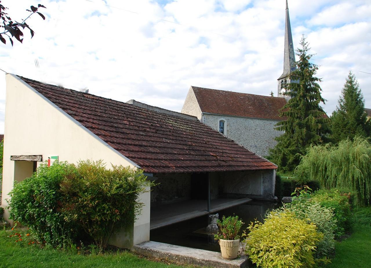Pargny-la-Dhuys (Aisne) le lavoir