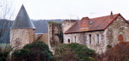 Passy-sur-Marne (Aisne) Le château