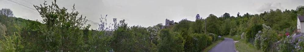 Pernant (Aisne) Vue panoramique