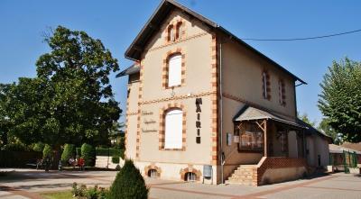 Peux-et-Couffouleux (Aveyron) Mairie