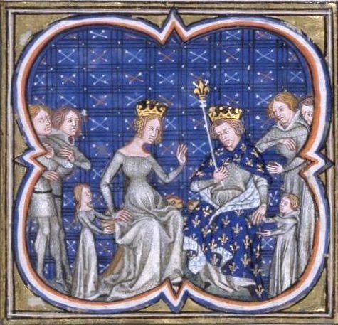Philippe Ier et sa famille