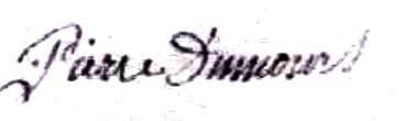 Pierre Duncourt (1771/1842)