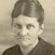 Marie Ponsin (1860/1930), épouse Mathurin Mayer
