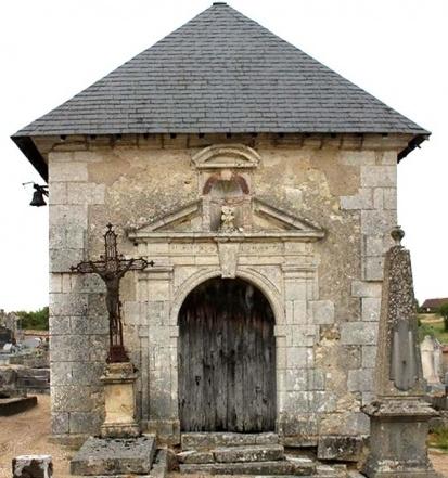 Pouilly-sur-Loire (Nièvre) La chapelle Notre-Dame de Lorette