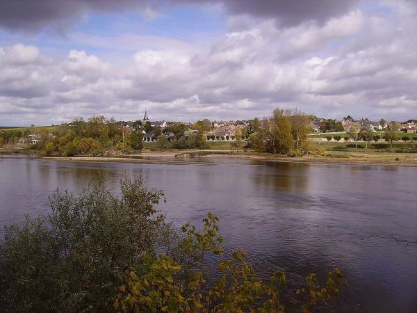 Pouilly-sur-Loire (Nièvre) Vue générale