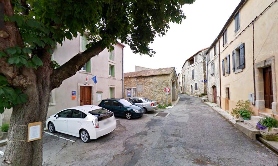 Poujols (Hérault) La mairie