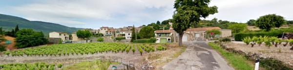 Poujols (Hérault) Panoramique