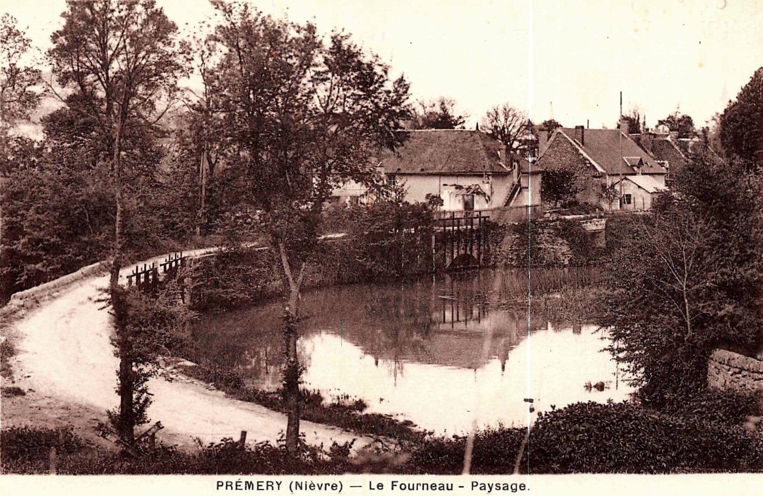 Prémery (Nièvre) Le Fourneau CPA