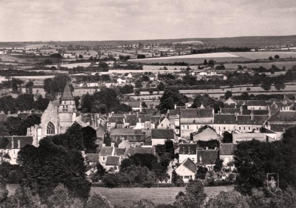 Prémery (Nièvre) Vue générale