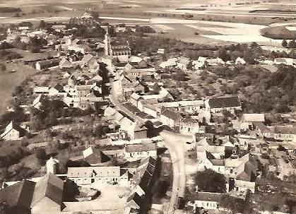 Prémont (Aisne) CPA Vue Générale