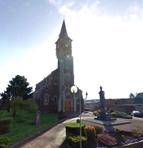 Prémont (Aisne) Eglise Saint-Germain