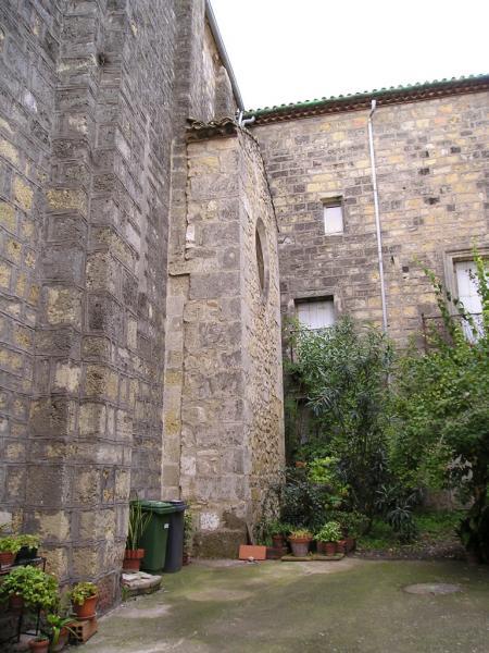 Puilacher (Hérault) L'église de derrière
