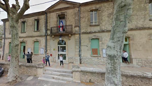 Puilacher (Hérault) La mairie