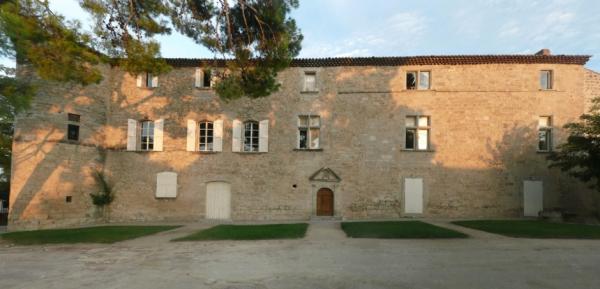 Puilacher (Hérault) Le château