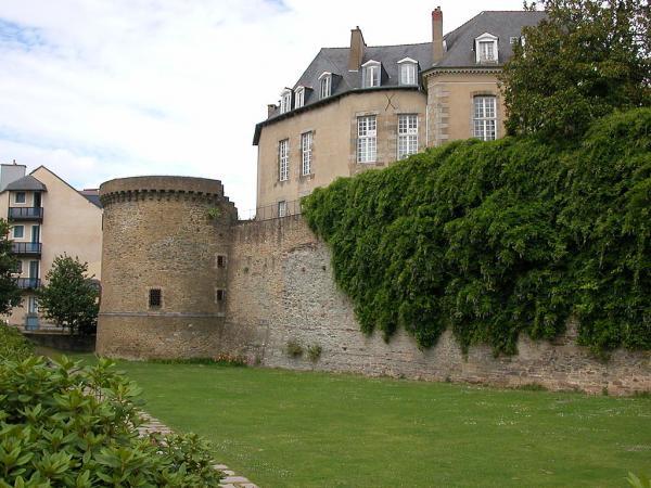 Rennes (Ille-et-Vilaine) La Tour Duchesne