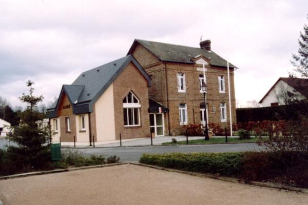 Ricarville (Seine Maritime) Mairie