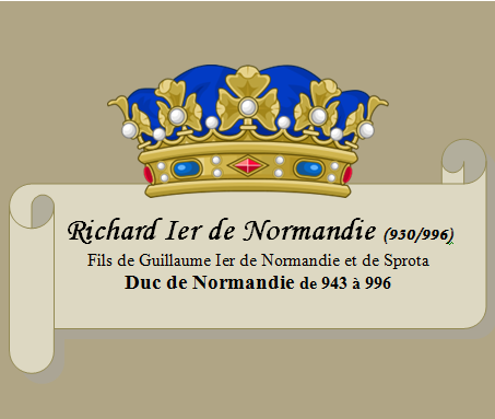 Richard Ier de Normandie