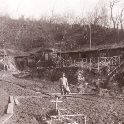 1914-1918, Romagne-sous-Montfaucon (55)