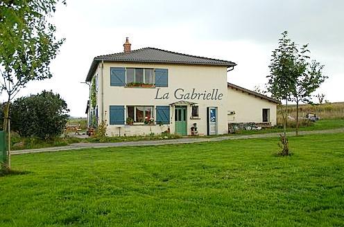 Romagne-sous-Montfaucon (Meuse) La Gabrielle