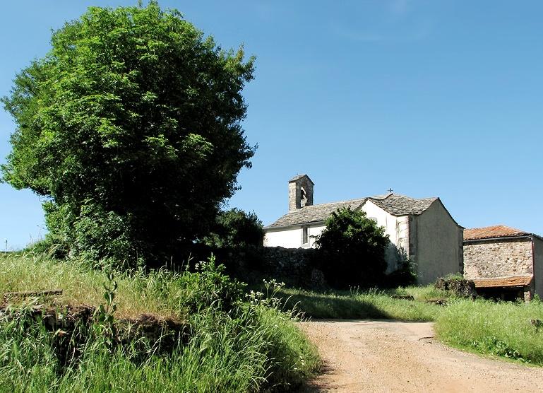 Roqueredonde (Hérault) Mas Mourié, la chapelle N-D des Neiges