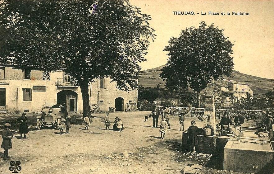 Roqueredonde (Hérault) Tieudas CPA