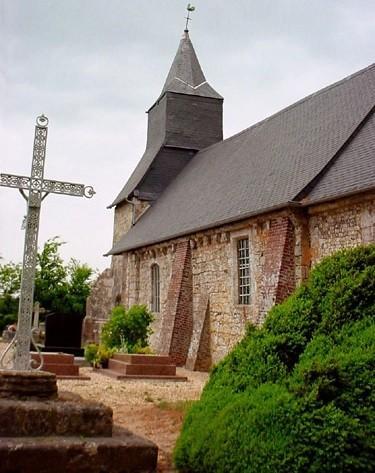 Rouville (Seine Maritime) Bielleville, chapelle Notre Dame