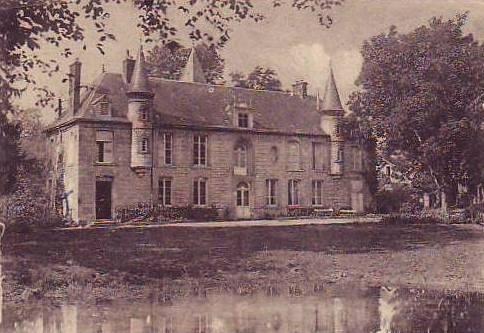 Rozoy-Bellevalle (Aisne) CPA le château