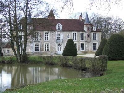 Rozoy-Bellevalle (Aisne) le château