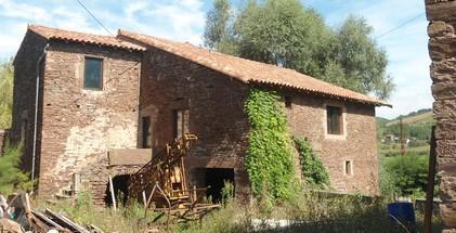 Saint-Affrique (Aveyron) Le Cambon, l'ancien moulin