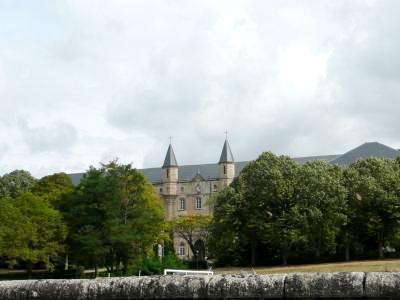 Saint-Affrique (Aveyron) le lycée privé Saint Gabriel