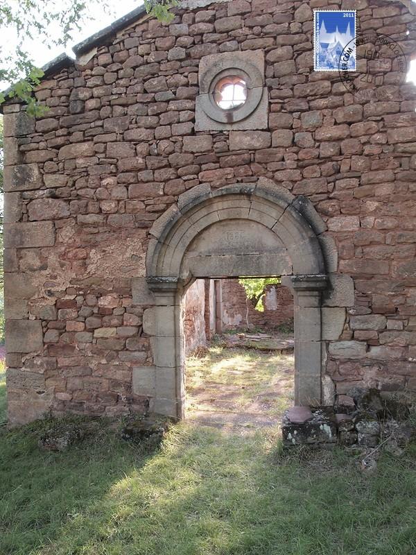 Saint-Affrique (Aveyron) Saint Amans, la chapelle