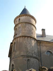 Saint-Affrique (Aveyron) Tiergues, la tour