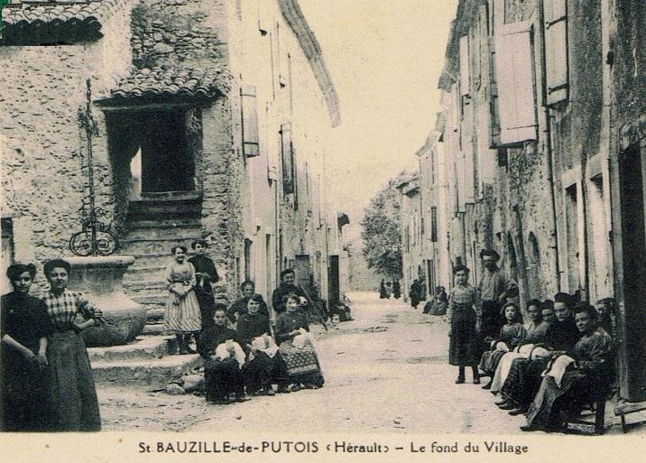 Saint-Bauzille-de-Putois (Hérault) CPA
