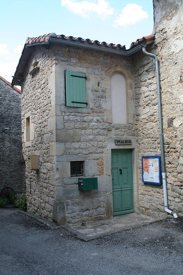 Saint-Beaulize (Aveyron) La mairie