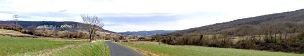 Saint-Beaulize (Aveyron) Panoramique