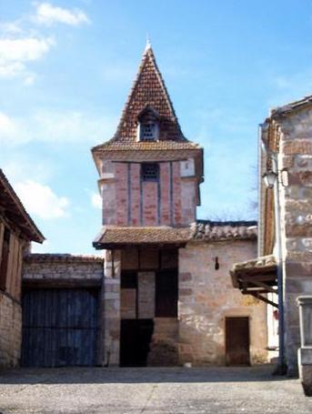 Saint-Beauzile (Tarn) le hameau Dalgues