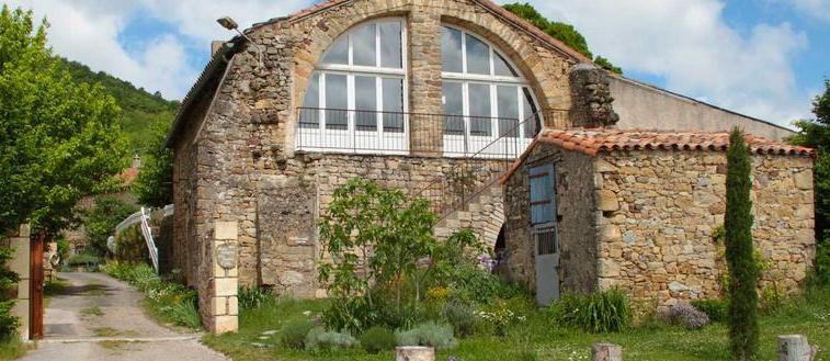 Saint-Félix-de-Sorgues (Aveyron) Drulhe, le domaine