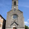 Saint-Félix-de-Sorgues (Aveyron) l'église
