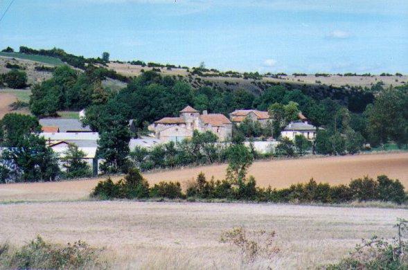 Saint-Félix-de-Sorgues (Aveyron) le Frayssinet