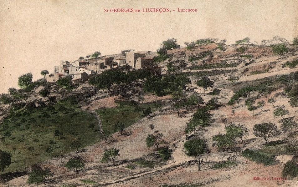 Saint-Georges-de-Luzençon (Aveyron) Luzençon