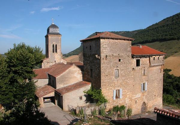 Saint-Georges-de-Luzençon (Aveyron) Saint-Geniez-du-Bertrand